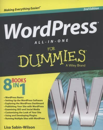 WordPress All-in-One For Dummies-ExLibrary