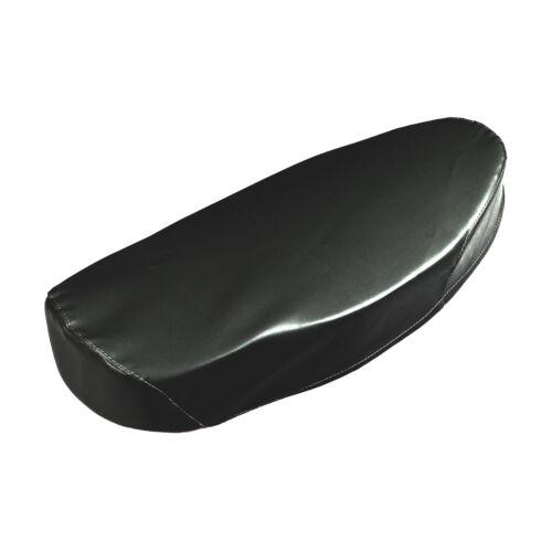 glatt schwarz Sitzbezug kurz passend für Simson KR51//1 Schwalbe SR4-2 Star