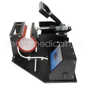 Dual-double-station-Digital-Display-Mug-Heat-Press-Transfer-sublimation-Machine