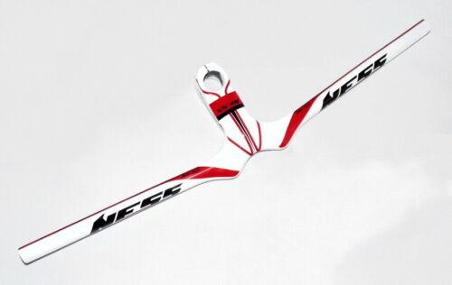 NESS flat Handlebar Carbon 3K MTB Road Bike 580-720 Integrated Bar Stem 90-120mm
