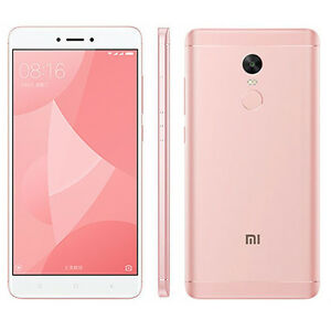 New-Xiaomi-Redmi-Note-4X-Duos-64GB-4GB-4G-Android-6-MIUI-8-0-DecaCore-Rose-Gold