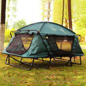 Fishing Tent Cot Folding Waterproof 1 2 Person Hiking