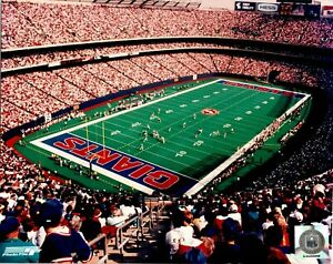 hot sale online e957a f744f Details about New York Giants Stadium 8x10 Color Photo