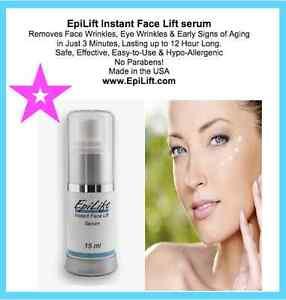 facelift wrinkle free eyes