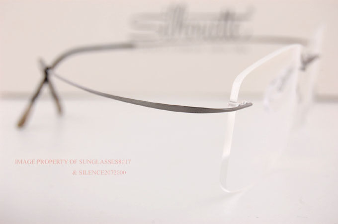 24724dbf76a09 Silhouette Eyeglass Frames TMA Must Collection 5515 CQ 6560 Fossil TITAN 54  for sale online