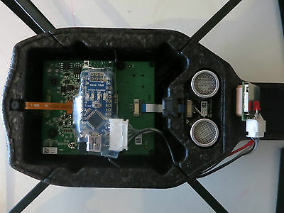 ***NEW**** Mirumod AR Drone 2.0 WIFI Less mod with GPS Module--XR-4Drone