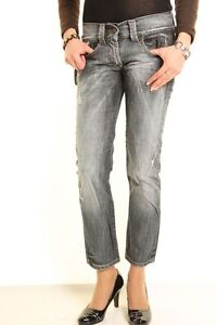 Jeans-Donna-Pantaloni-SEXY-WOMAN-A235-SWP1916-Tg-26-e-30-rrp-99