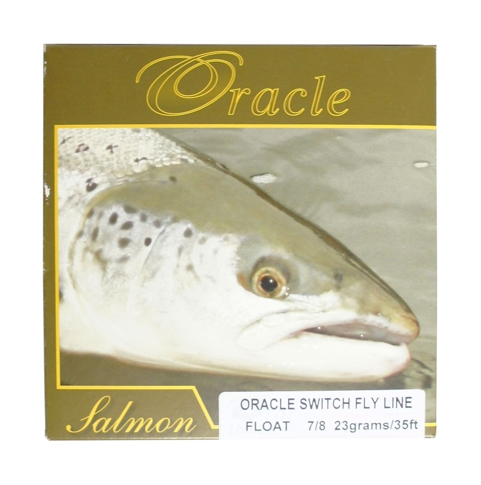 Shakespeare Oracle Switch Floating Fly Line
