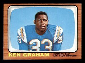 KEN-GRAHAM-1966-TOPPS-1966-NO-123-NRMINT-20489