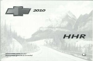 2010-Chevrolet-HHR-Owners-Manual-User-Guide