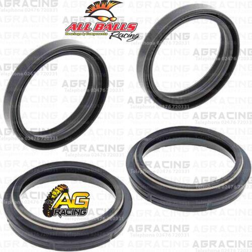 All Balls Fork Oil /& Dust Seals Kit For KTM EXC 125 2007 07 Motocross Enduro
