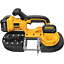 DEWALT DCS370L 18V Cordless LI-ion Band Saw Kit With Battery And Charger