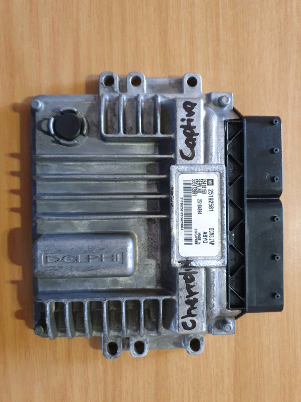 Chevrolet Captiva 2.2 CDTI Z22Di 2010-2015 Delphi ECU part# 25192581