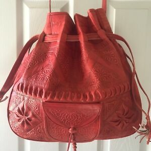 Moroccan-women-leather-handbag-purse-shoulder-bag-messenger-great-gift
