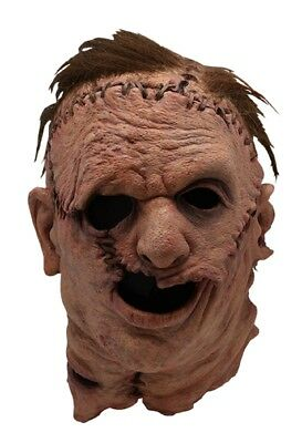 Leatherface Mask Texas Chainsaw Massacre 3 Trick or Treat Studios New With Tags