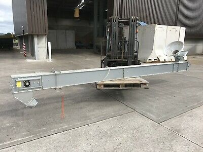 Chain And Paddle Conveyor Elevator CFG 40 KONGSKILDE