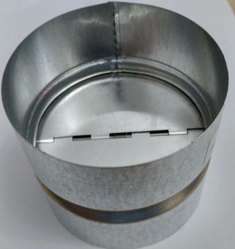 Calado de chapa de acero galvanizado del obturador de nuevo 100 mm