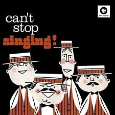 Various Artists Cant Stop Singing CD