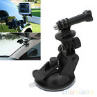 Attractive Car Suction Cup+Tripod Mount Adapter+Screw for GoPro HD Hero 2 3 3+