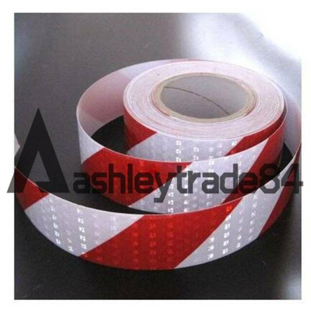 "Reflective Safety Caution Warning Roll Tape Car Truck Film Sticker 2/"" 5cm x 1//3m"