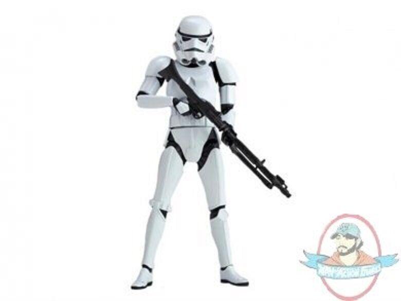 Star wars revoltech   002 stormtrooper von kaiyodo