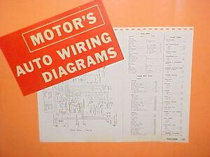 1962 ford falcon wiring diagram 1961 1962 1963 1964 1965 ford falcon futura convertible ranchero  1961 1962 1963 1964 1965 ford falcon
