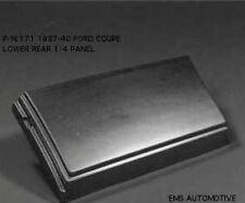 Ford Short Door Coupe / Business Coupe Quarter Panel Right 1937-1940 #171R EMS