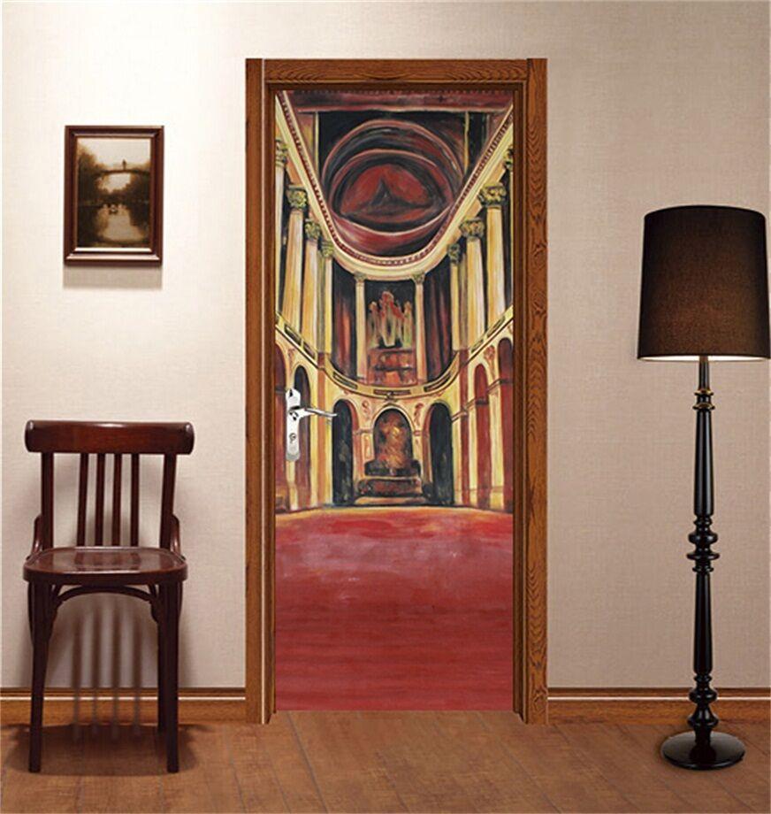 3D Die Kirche Tür Wandmalerei Wandaufkleber Aufkleber AJ WALLPAPER WALLPAPER WALLPAPER DE Kyra   Spielen Sie auf der ganzen Welt und verhindern Sie, dass Ihre Kinder einsam sind    Vorzugspreis     5159c9