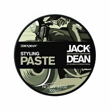 Jack Dean MATT STYLING PASTE Gentlemens Grooming By Denman 100ml