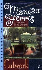 Needlecraft Mystery: Cutwork 7 by Monica Ferris (2004, Paperback)