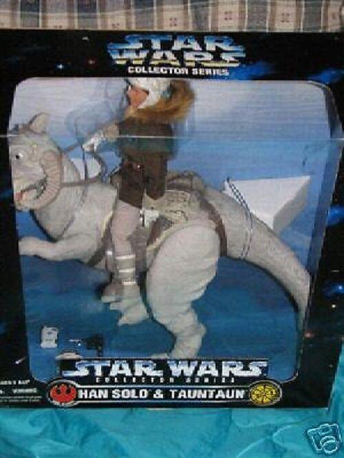 12  Figuras De Han Solo & Tauntaun (Menta en caja) De Estrella Wars Imperio Contraataca