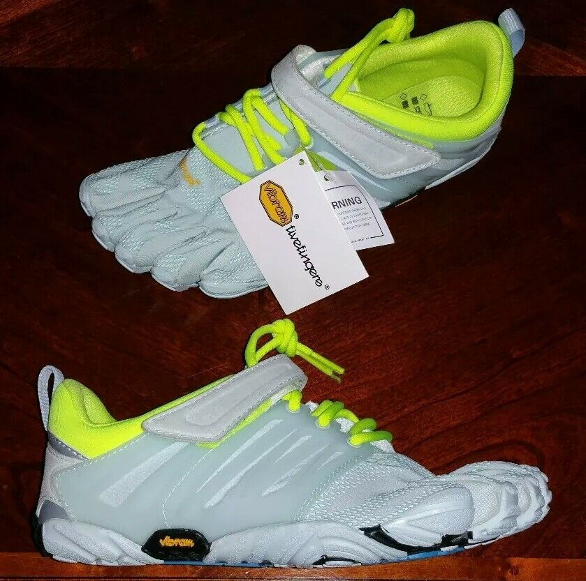 Vibram Fivefinger V-Train 17w6605 Women's Size 6.5 - 7