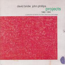 David Bridie/John Phillips-CD-projects