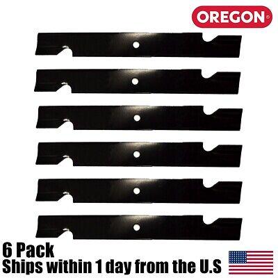 "6PK Oregon 91-264 Mower Blades 60/"" Gravely 046999 08979600 025124 48864 89796"