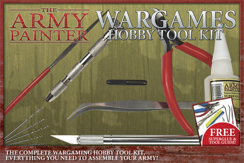 Army Painter Hobby Starter Tool Kit