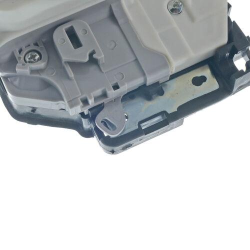 Puerta Cerradura ACTUADOR Detrás Derecho Lado Del Conductor Para AUDI A4 A5 Q3 Q5 Q7 TT VW Touareg