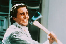 Christian Bale American Psycho Color 24X36 Poster Print