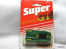 Matchbox SUPER GT - MOC. made in England