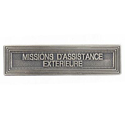 Agrafe pour médaille Ordonnance MISSIONS EXTÉRIEURES