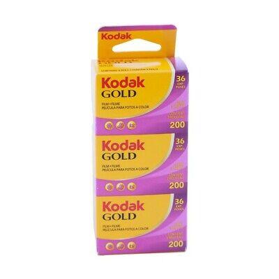 Kodak Gold 200asa Cheap Colour 35mm Film 36exp