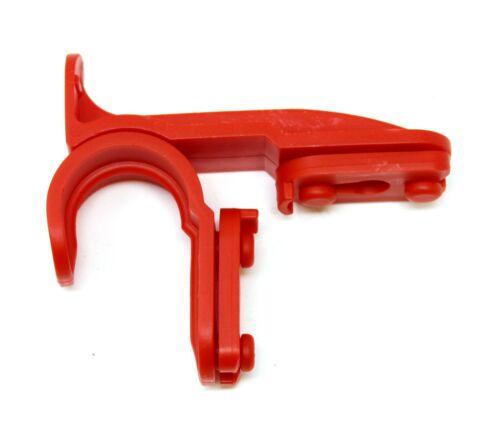 New Plastic Latch Set Kit for Solar Group Standard Mailbox Repair Latch Kit