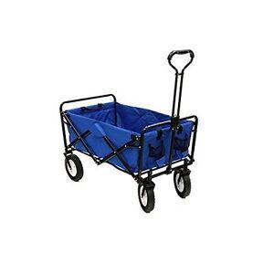 Mac Sports Collapsible Folding Utility Wagon Garden Cart