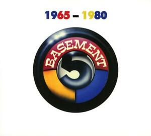 BASEMENT-5-1965-1980-In-Dub-2017-14-track-CD-album-NEW-SEALED