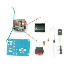 15KV-Step-up-High-Voltage-Inverter-Generator-arc-Cigarette-Lighter-Coil-Module