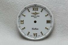 Genuine Breitling Callisto White Dial & Rehaut - 25.5mm New Old Stock