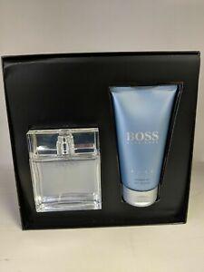Estuche-regalo-Hugo-Boss-Pure-Man-EDT-75ml-Gel-Perfume-Descatalogado