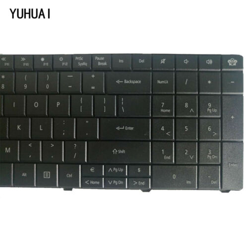 for Packard Bell Easynote NEW90 NEW95 P5WS6 PEW72 PEW76 PEW91 PEW92  Keyboard US