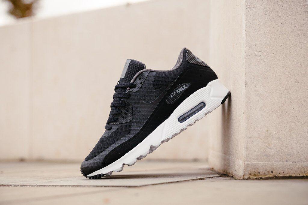 Nike air max 90 ultra wesentliche schwarz mens / dunkelgrau / Weiß 819474 013 mens schwarz sz 11,5 2d23a2