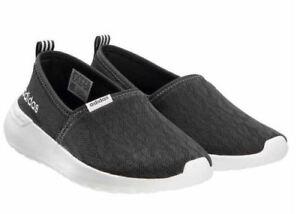 28976e0fc Adidas Cloud Foam Lite Racer Black Women s Slip-On Running Shoes ...