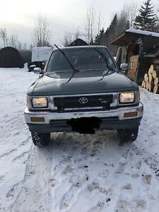 1992 Toyota Autres Pick-ups
